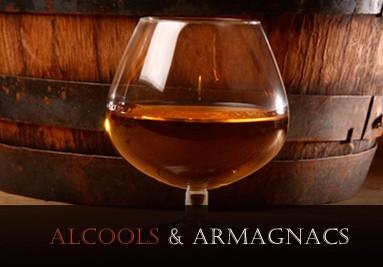 Alcool et Armagnacs